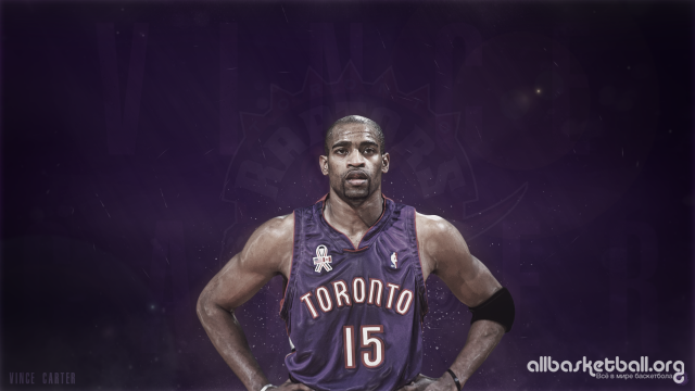 Vince Carter Toronto 2015 Wallpaper 2560x1440