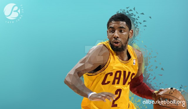 Kyrie Irving Closeup 2015 Wallpaper 1600x934