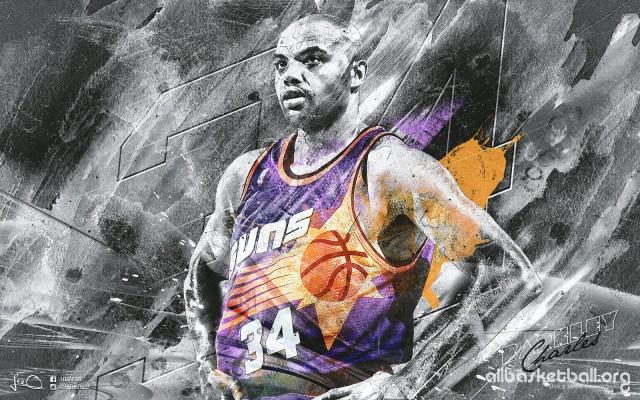 Charles Barkley Suns 2015 Wallpaper 1600x1000