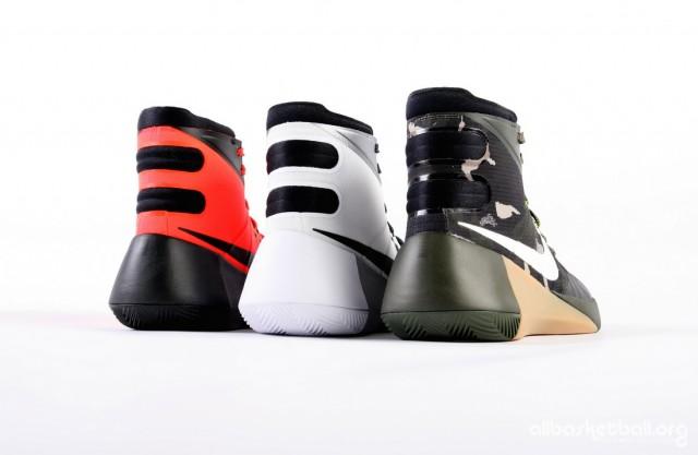 Обзор баскетбольных кроссовок Nike Hyperdunk 2015