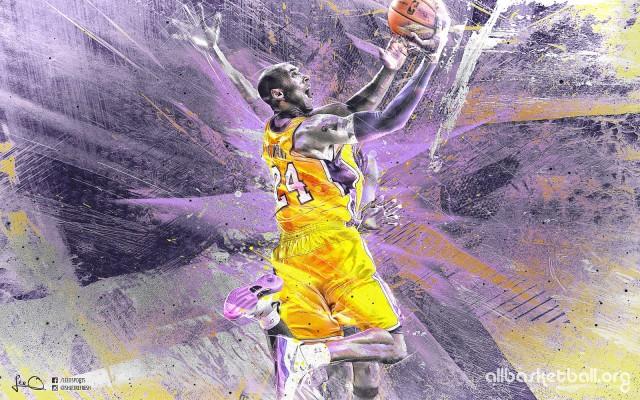 Kobe Bryant Lakers 2015 Wallpaper 1600x1000