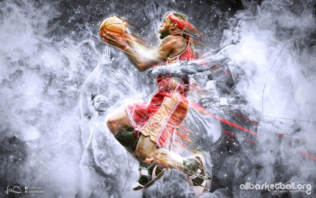 Lebron James  Cavs 2015 Wallpaper 1600x1000