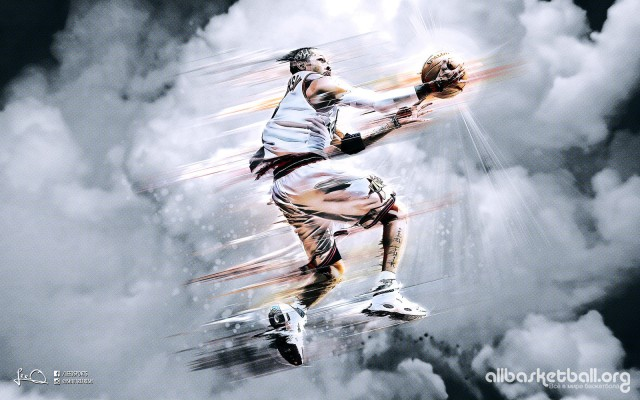 Allen Iverson 76-ers 2015 Wallpaper 1600x1000
