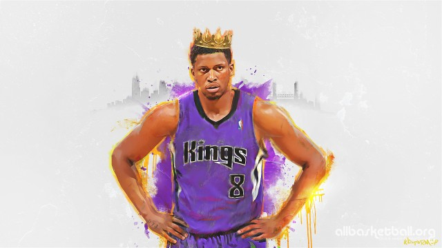 Rudy Gay Kings 2015 Wallpaper 1920x1080