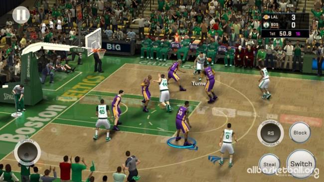 NBA 2K16 вышла на iOS и Android