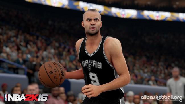 NBA 2K16 стала наиболее продаваемой игрой октября, продажи NBA Live 16 провалились