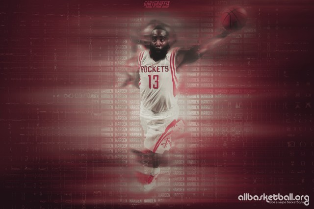 James Harden Scoring Machine 2015 Wallpaper 4200x2800