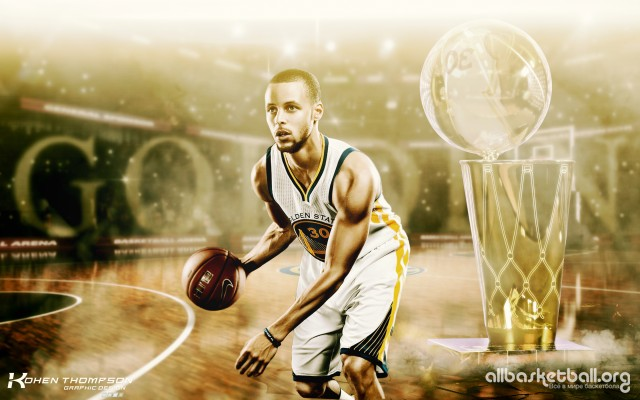 Steph Curry Warrior 2015 Wallpaper 2880x1800