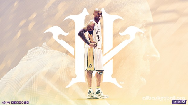 Kobe Bryant LAL 2015 Wallpaper 2560x1440