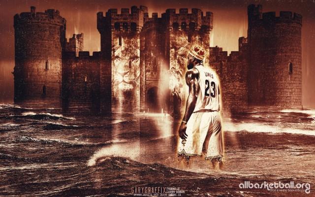 Lerbon James Kingdom 2015 Wallpaper 3200x2000