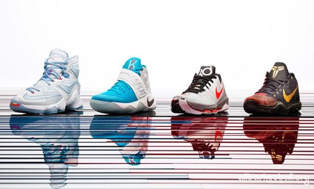 Nike Basketball Christmas Pack 2015