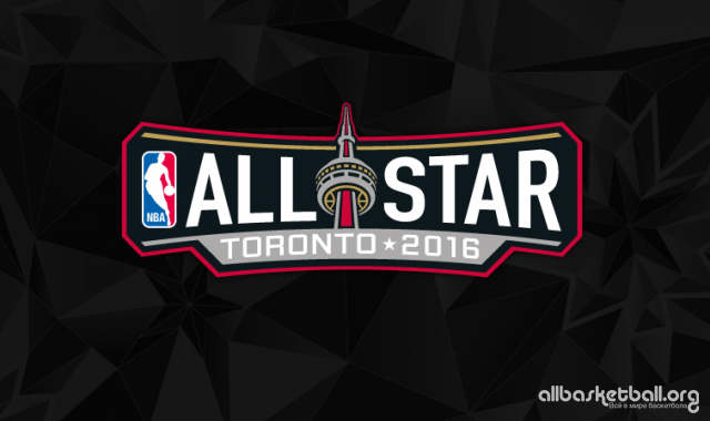NBA 2015-2016 / All-Star / 12.02 - 14.02 / NBA All-Star Weekend 2016