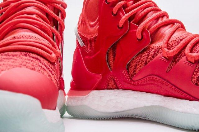 Обзор: Adidas D Rose 7 Primeknit
