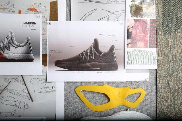 Adidas Harden vol.1. Начало долгого пути Хардена и немецкого бренда