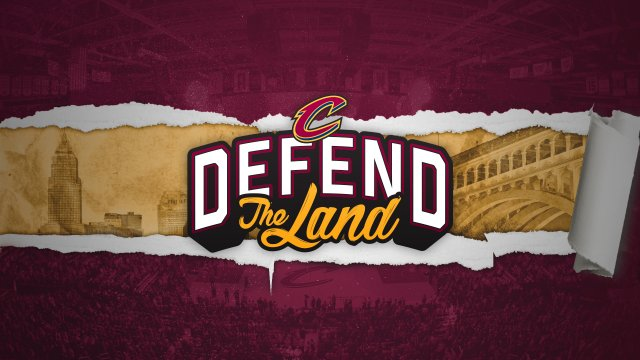 Cavs Defend The Land 2017 Playoffs Wallpaper 1920х1080