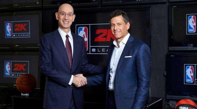 НБА берет пример с РФПЛ и запускает киберспортивную лигу