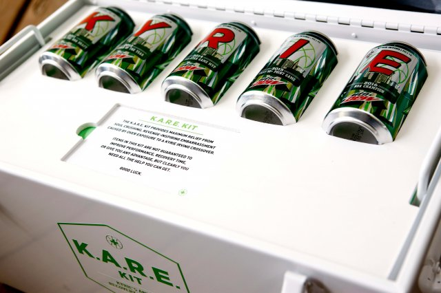 The K.A.R.E. Kit - Крутейший пак от Кайри Ирвинга