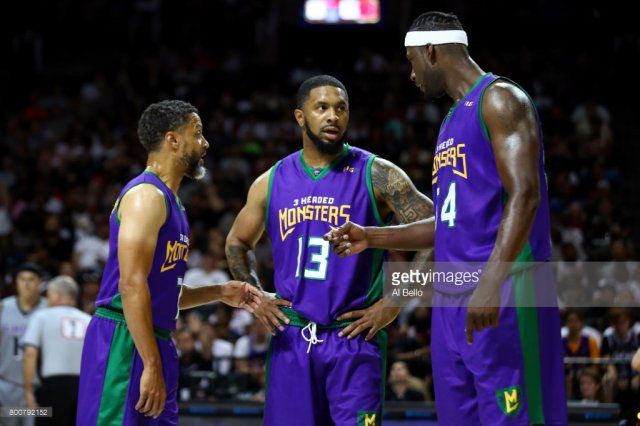 BIG 3 - Where The Legends Play