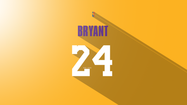 Kobe Bryant 24 2017 Wallpaper 1024x576