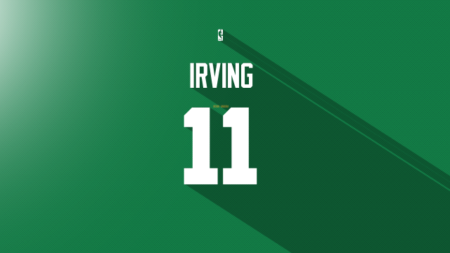 Kyrie Irving 11 2017 Wallpaper 1920x1080