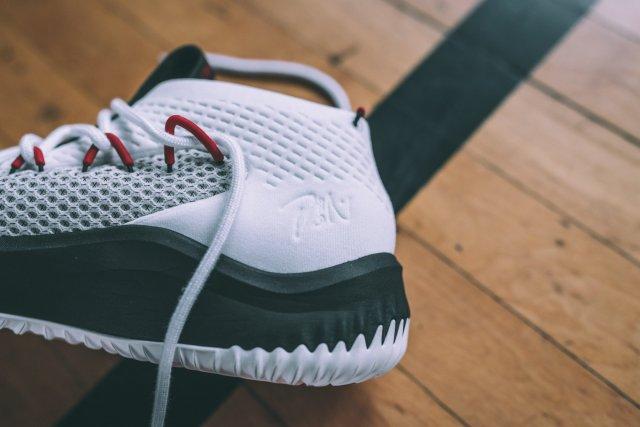 Adidas Dame 4. Магия цифр