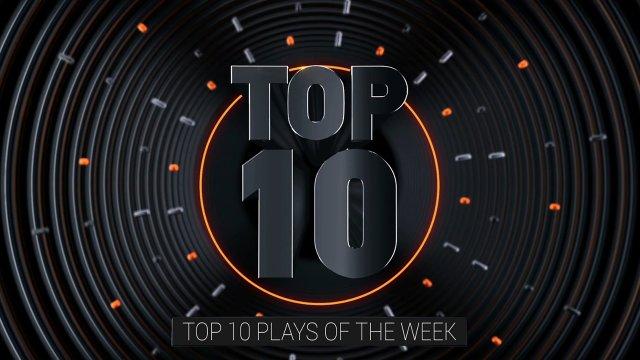 Топ-10 моментов недели от Allbasketball | 2017.10.02 - 2017.10.08
