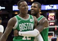 Терри Розир: «Бостон помог Кайри адаптироваться в команде»