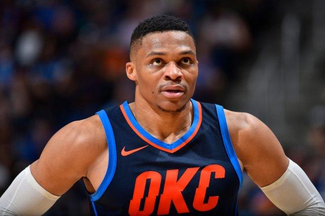 Уэстбрук начитерил MVP и еще 9 главных событий 2017-го года в НБА