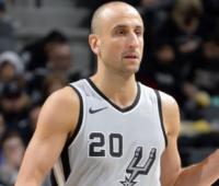 26 очков Ману Джинобили помогли установить рекорд НБА