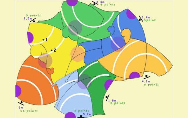 Tempo. Новая игра для зала для любителей баскетбола