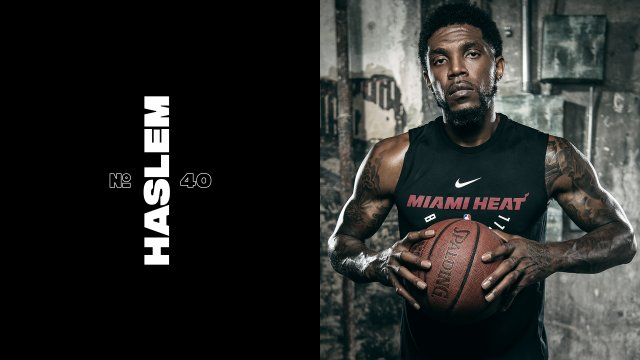 Udonis Haslem Heat 2018 Wallpaper 1920x1080