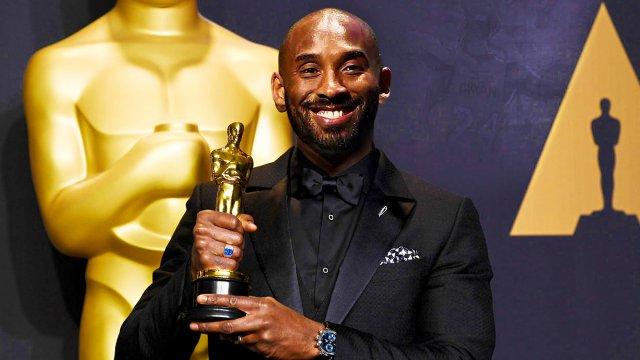 Коби Брайант получил «Оскар». Это невероятно круто