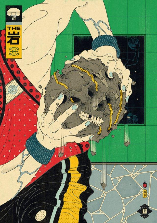 Самураи, волки, пауки... Что это?