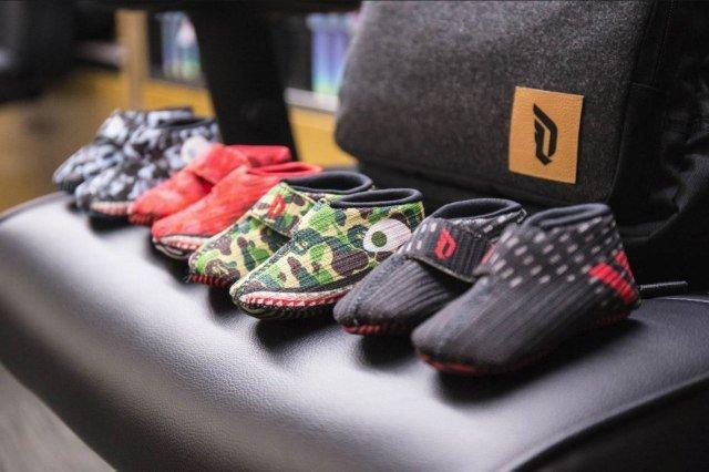 """Adidas Dame 4 """"Dame Jr."""""""