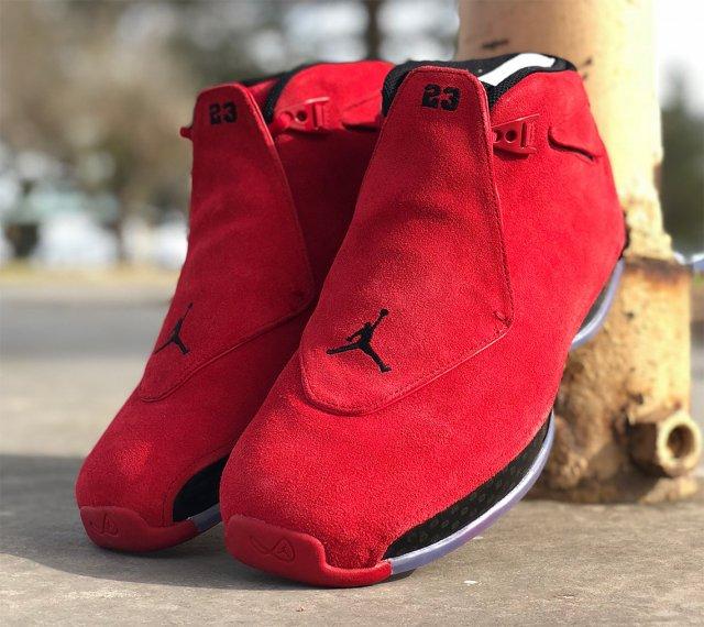Jordan 18 Retro