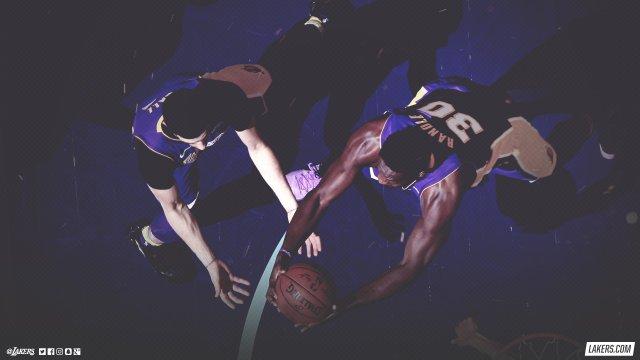 Julius Randle Lakers 2018 Wallpaper 2560x1440