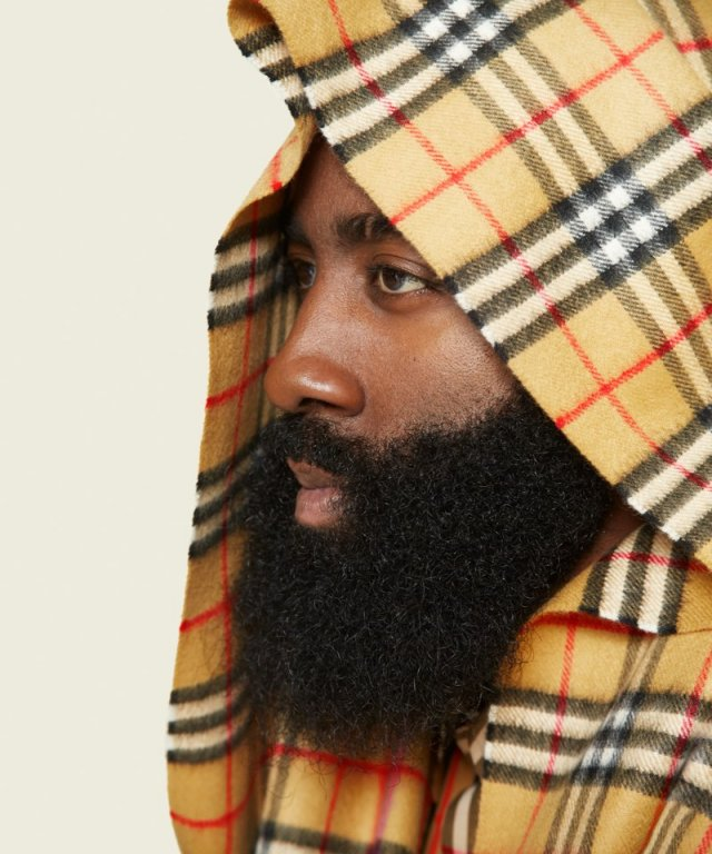 James Harden GQ US April 2018