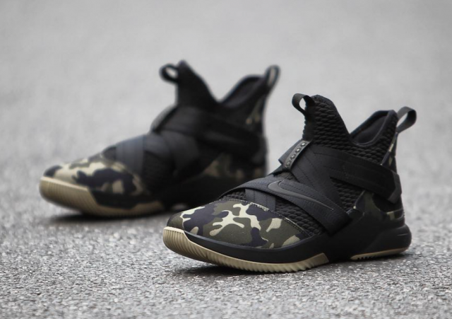 Nike LeBron Soldier XII