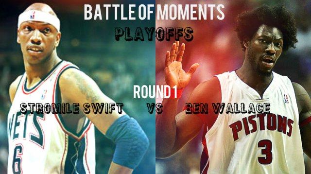 Battle of moments: Плей-офф. Раунд 1.