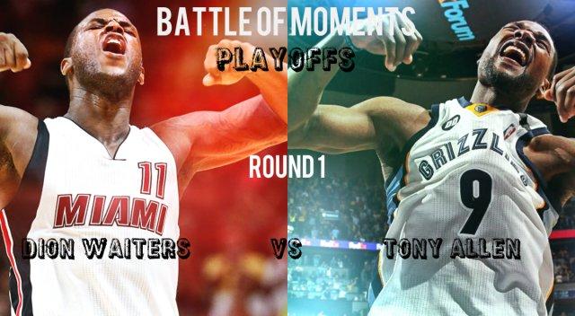 Battle of moments: Плей-офф. Раунд 1. Противостояние 3.