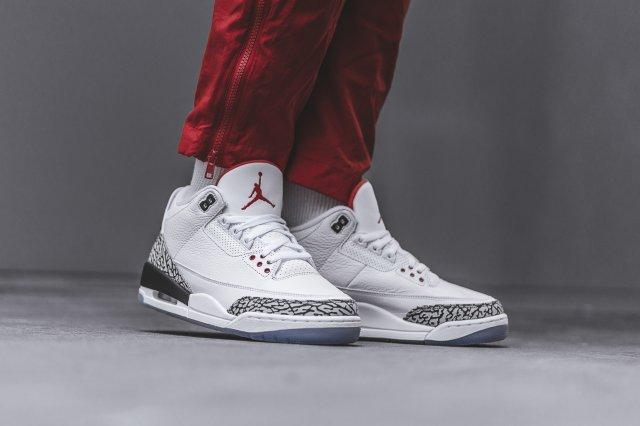 Обзор Air Jordan 3