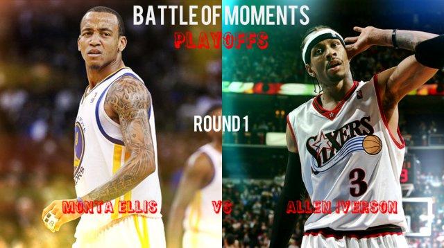 Battle of moments: Плей-офф. Раунд 1. Противостояние 4.