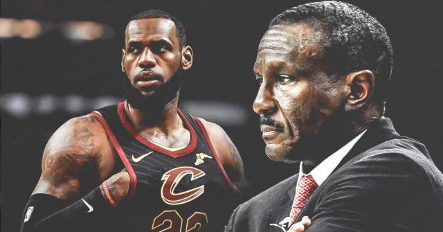 Король «Востока» и вершитель судеб. ЛеБрон, уволивший тренера года НБА