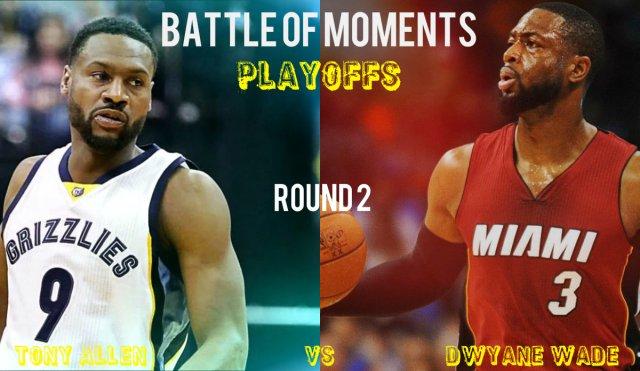 Battle of moments: Плей-офф. Раунд 2. Противостояние 1.