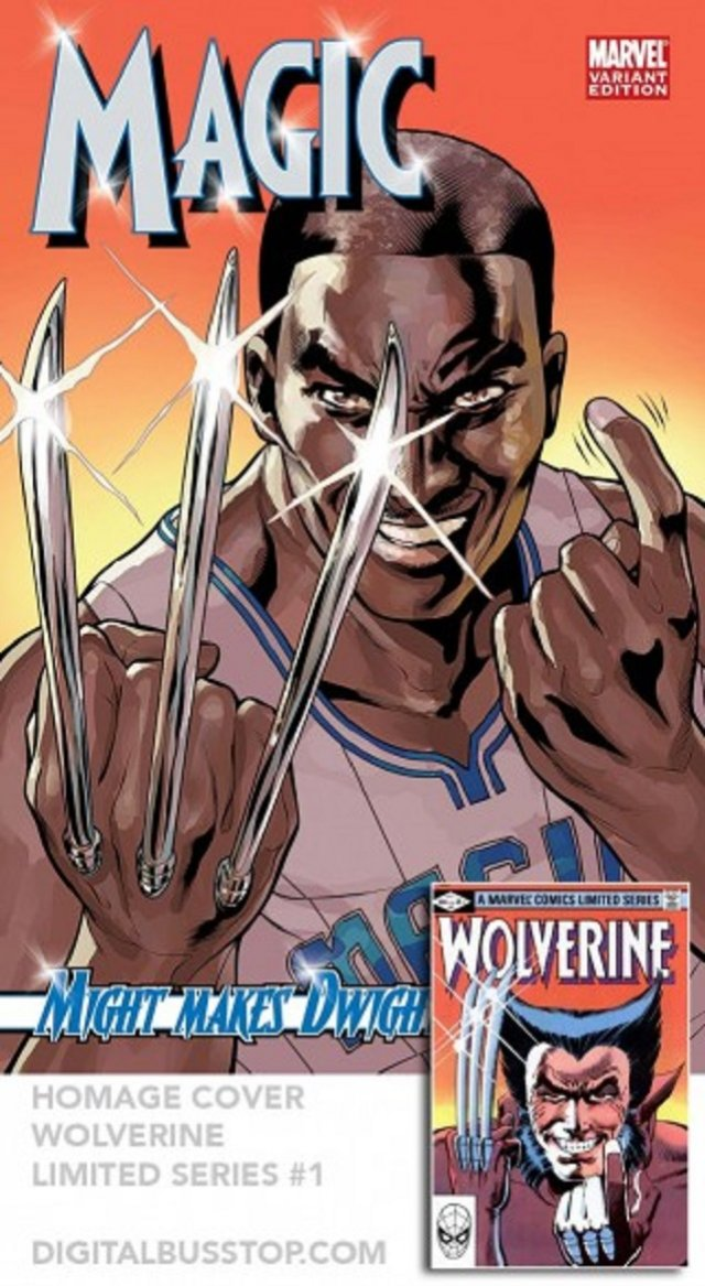 The Orlando Magic – Wolverine