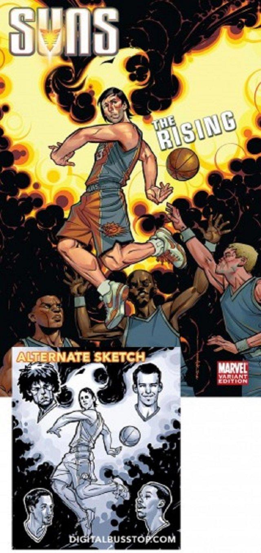 The Phoenix Suns – The Phoenix
