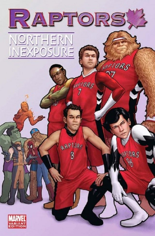 The Toronto Raptors – Alpha Flight