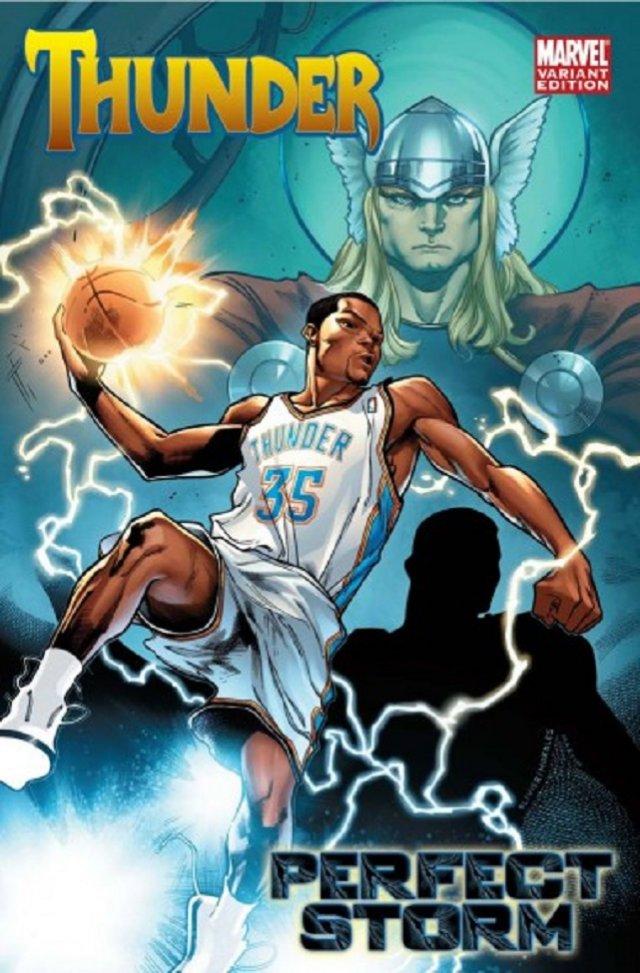 Oklahoma Thunder – Thor