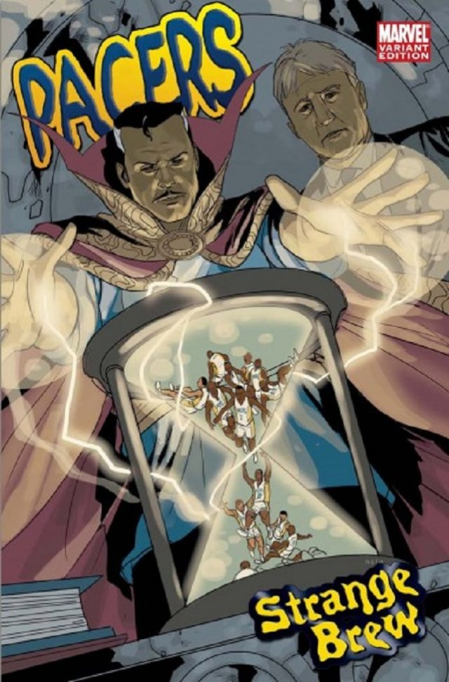 The Indiana Pacers – Doctor Strange