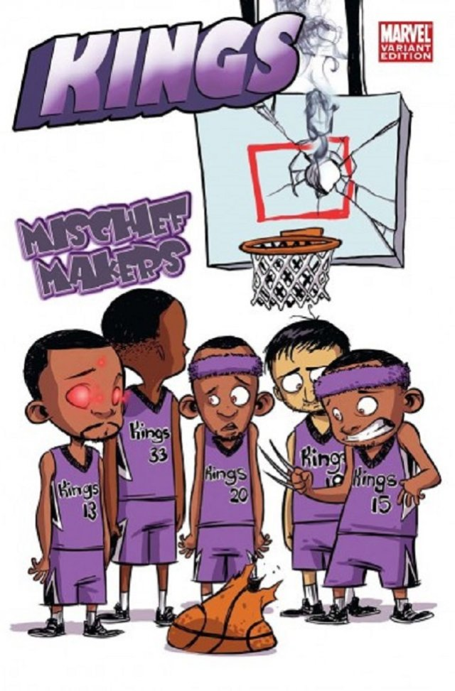 The Sacramento Kings – X-Babies